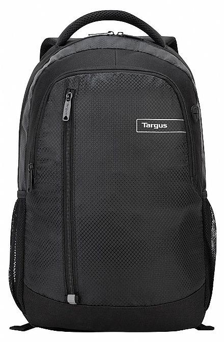 """Mochila Targus City TSB89104 - para Notebooks de até 15.6"""" - Preto"""