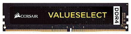 Memória 16GB DDR4 2400MHz - Corsair Value Select - CL16 - CMV16GX4M1L2400C16