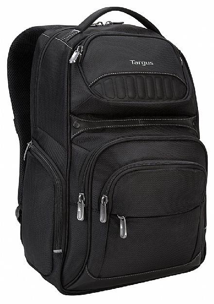 """Mochila Targus Legend IQ TSB705US-90 - para Notebooks de até 15.6"""" - Preto"""