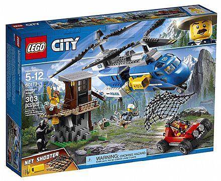LEGO City - Detenção na Montanha - 60173