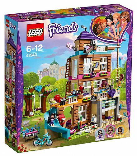 LEGO Friends - Casa da Amizade - 41340