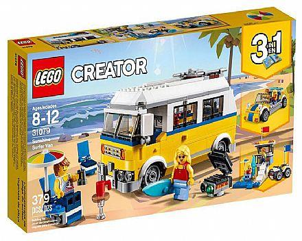 LEGO Creator - Sunshine - Van de Surfista - 31079