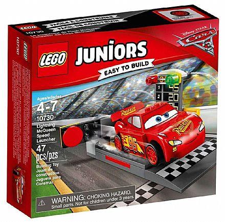 LEGO Juniors - Pista de Lançamento de Relâmpago McQueen - 10730