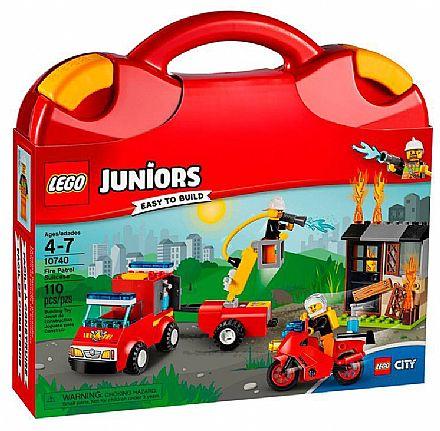 LEGO Juniors - Mala do Corpo de Bombeiros - 10740