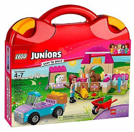 LEGO Juniors - Malinha da Fazenda da Mia - 10746