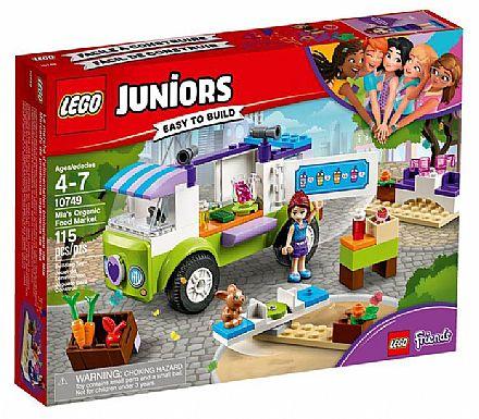 LEGO Juniors - O Mercado de Alimentos Orgânicos da Mia - 10749