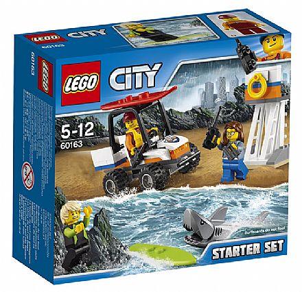 LEGO City - Conjunto Básico da Guarda Costeira - 60163