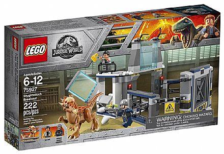 LEGO Jurassic World - A Fuga do Laboratório - 75927
