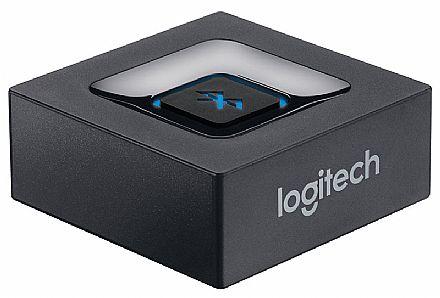 Receptor de Áudio Bluetooth Logitech Bluebox II - Conector P3 - 980-001277