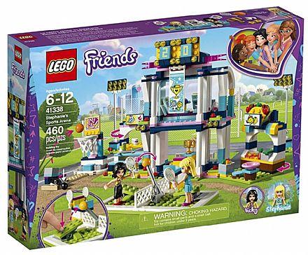 LEGO Friends - A Arena de Esportes da Stephanie - 41338