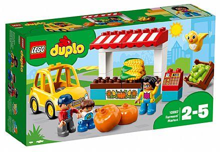 LEGO Duplo - Mercado de Fazendeiros - 10867