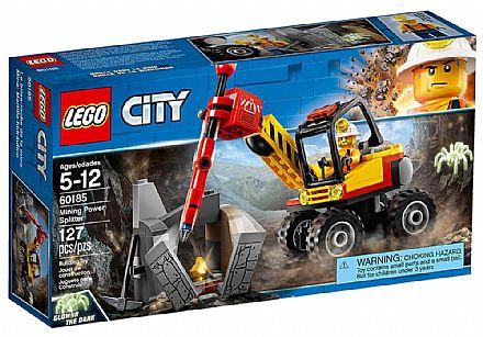 LEGO City - Veículo Minerador - 60185