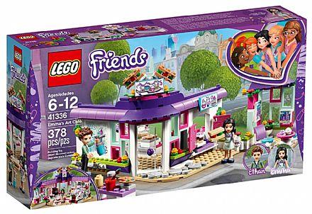 LEGO Friends - O Café de Arte da Emma - 41336