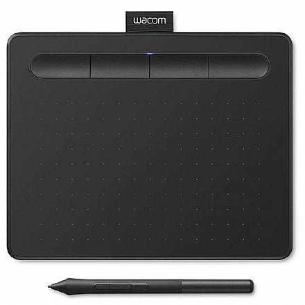 Mesa Digitalizadora Wacom Intuos Creative - Pequena - CTL4100