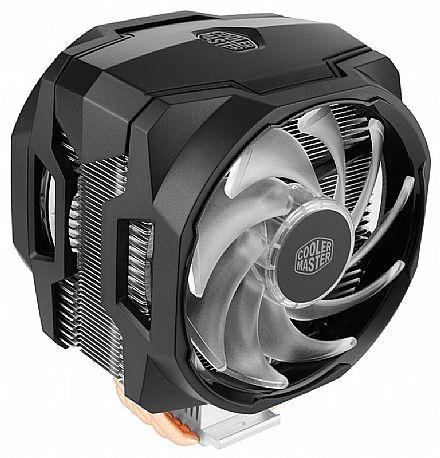 Cooler Master MasterAir MA610P - (AMD/ Intel) - com LED RGB - MAP-T6PN-218PC-R1