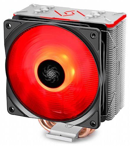 Cooler DeepCool Gammaxx GT (AMD / Intel) - com LED RGB