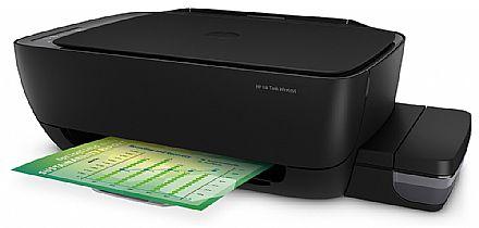Multifuncional HP Ink Tank 416 com Tanque de Tinta - USB, Wi-Fi, Wi-Fi Direct® - Impressora, Copiadora e Scanner - Z4B55A