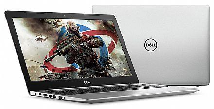 "Notebook Dell Inspiron i15-5570-B40C - Tela 15.6"" Full HD, Intel i7 8550U, 16GB, HD 2TB, Radeon 530 4GB, Windows 10 - Open Box"