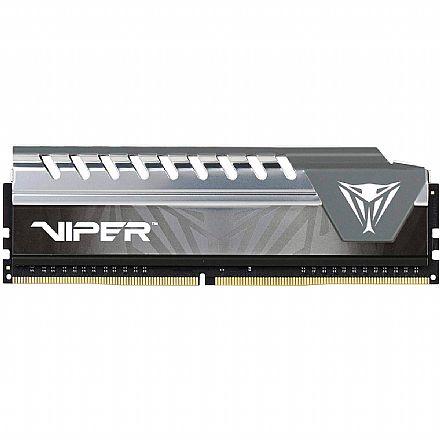Memória 16GB DDR4 2666Mhz - Patriot Viper Elite - PVE416G266C6GY