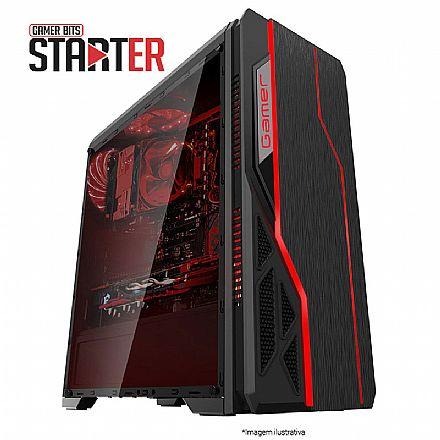 PC Gamer Bits e-Sports II - Intel® i7, 8GB, HD 1TB, Geforce GTX 1050 Ti 4GB