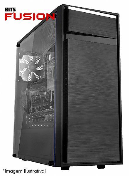 PC Gamer Bits FUSION - Intel® i5, 8GB, HD 500GB, Geforce GTX 1050 3GB, Windows 10 PRO - Seminovo - Garantia 2 anos