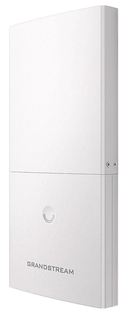 Access Point Grandstream AC1300 - PoE - Dual band 2.4 GHz e 5 GHz - Externo - Alta Potência - Alcance de até 300m - GWN7600LR