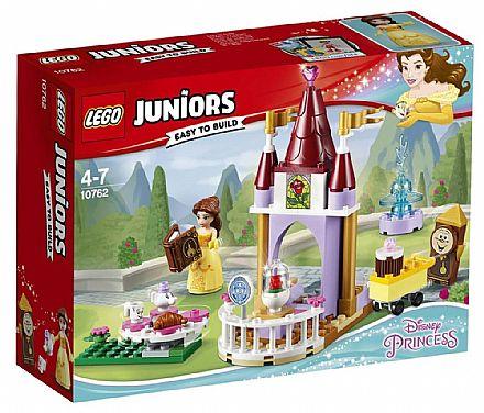 LEGO Juniors Princesas Disney - Hora da História da Bela - 10762