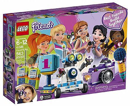 LEGO Friends - Caixa da Amizade - 41346