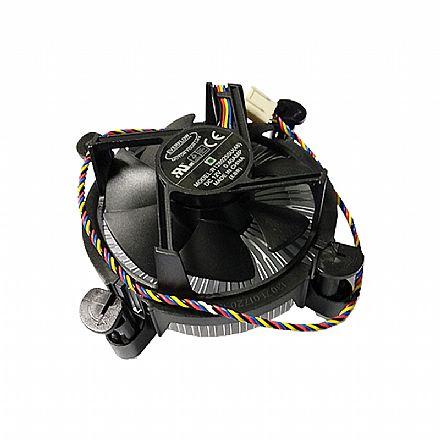 Cooler para Intel - Soquete 1150 / 1151 / 1155 / 1156 - Everflow - R128025SU(48)