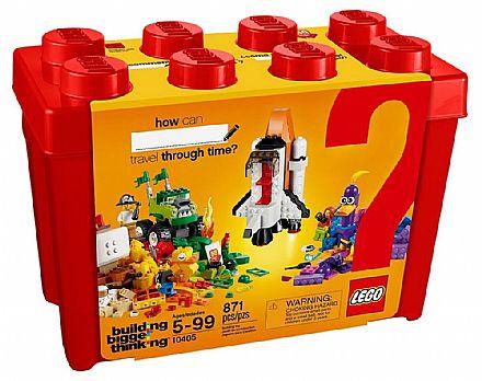LEGO Building Bigger Thinking - Missão em Marte - 10405
