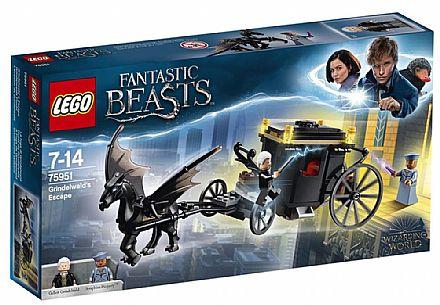 LEGO Animais Fantásticos - A Fuga de Grindelwald - 75951