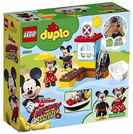 LEGO Duplo - O Barco do Mickey - 10881