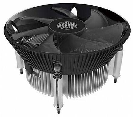 Cooler para Intel - Soquete 1150 / 1151 / 1155 / 1156 - Cooler Master i70 - RR-I70-20FK-R1