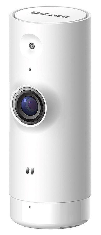 """Câmera de Segurança IP D-Link DCS-8000LH - Wi-Fi - Lente 2.4mm - CMOS 1/4"""" - 720p - Microfone embutido - Visão Noturna - Detecção de Movimento - Compatível com Amazon Alexa, Google Assistant e IFTTT"""