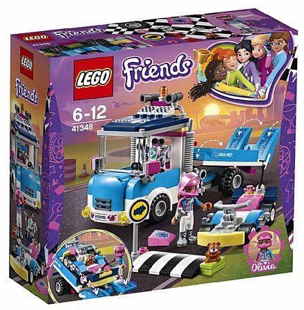 LEGO Friends - Caminhão de Serviço - 41348