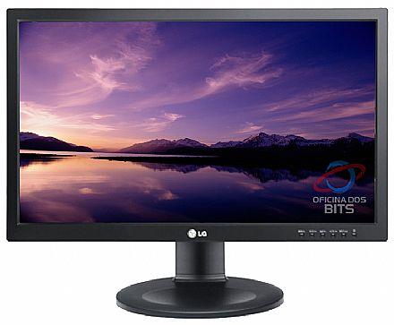 """Monitor 23"""" LG 23MB35PH - Full HD IPS - 5ms - Regulagem de Altura, Rotação e Inclinação - HDMI/DVI/VGA"""