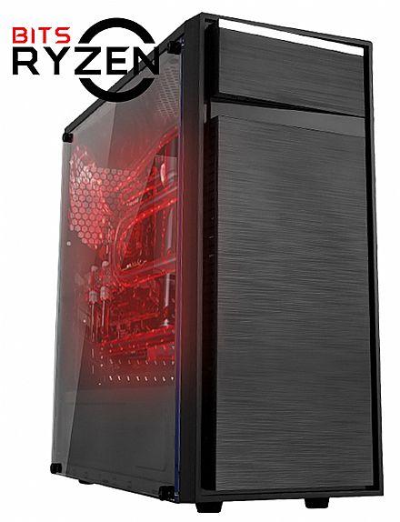 PC Gamer Bits - AMD Ryzen 3 3200G, 8GB, HD 1TB, GeForce GTX 1650 4GB
