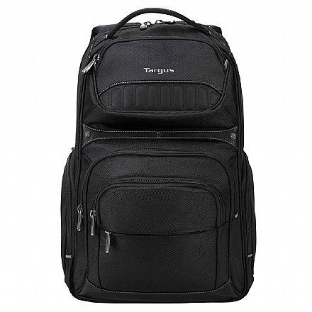 "Mochila Targus Legend IQ Backpack TSB705DI - Para notebooks até 15.6"""