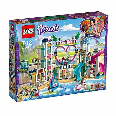 LEGO Friends - Resort da Cidade de Heartlake - 41347