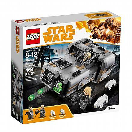 LEGO Star Wars - O Landspeeder de Moloch - 75210