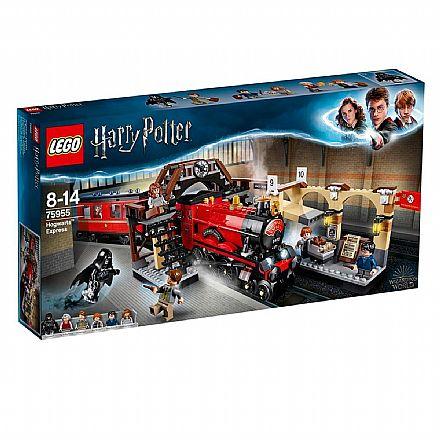 LEGO Harry Potter - O Expresso de Hogwarts - 75955