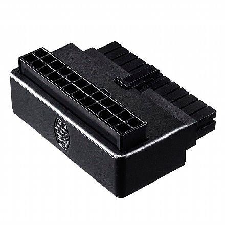 Adaptador 24 pinos para Fonte 90° - Cooler Master Standard GL - CMA-CEMB00XXBK1-GL