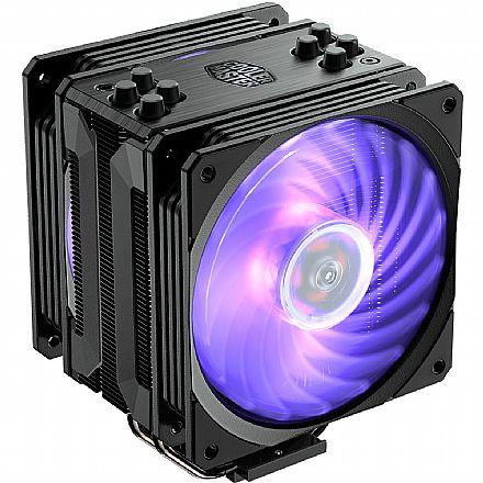 Cooler Master Hyper 212 RGB Black Edition - (AMD / Intel) - RR-212S-20PC-R1