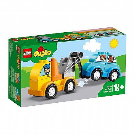LEGO Duplo - O Meu Primeiro Caminhão Reboque - 10883