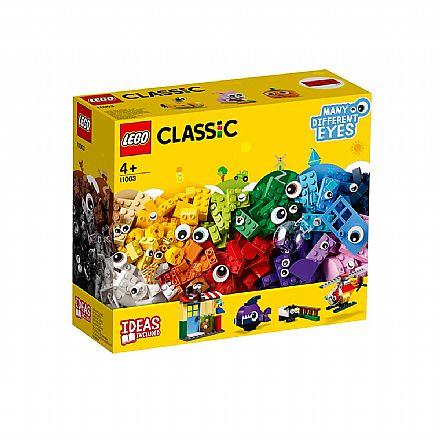 LEGO Classic - Peças e Olhos - 11003