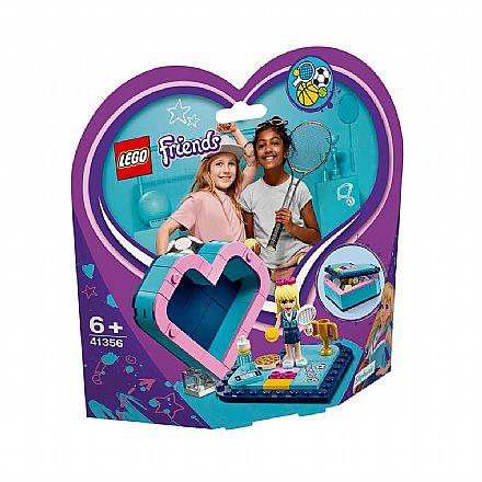 LEGO Friends - Caixa de Coração da Stephanie - 41356