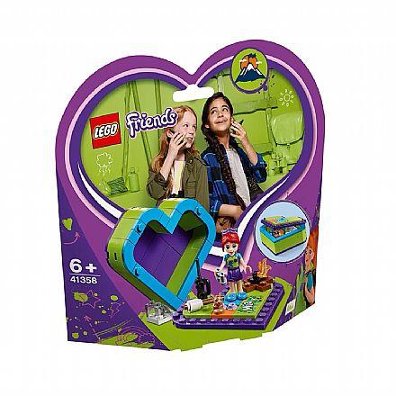 LEGO Friends - Caixa de Coração da Mia - 41358