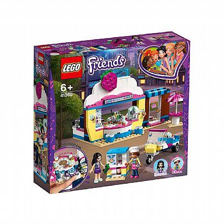 LEGO Friends - Loja de Cupcake da Olivia - 41366
