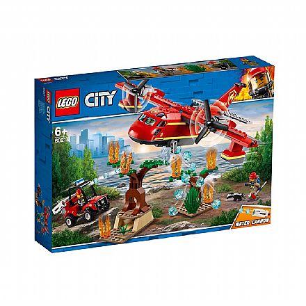 LEGO City - Avião de Incêndio - 60217