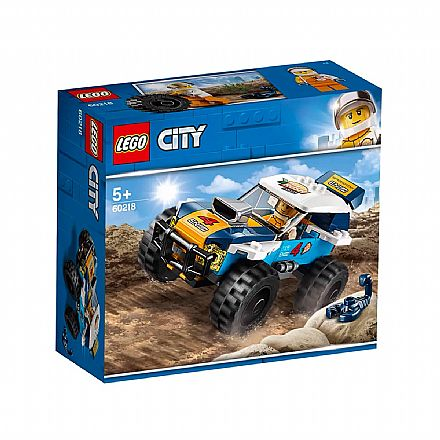 LEGO City - Rali do Deserto - 60218